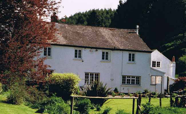 Rural holiday cottage in Luxborough, near Minehead